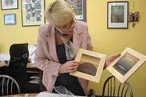 Umělecká díla do humanitární aukce