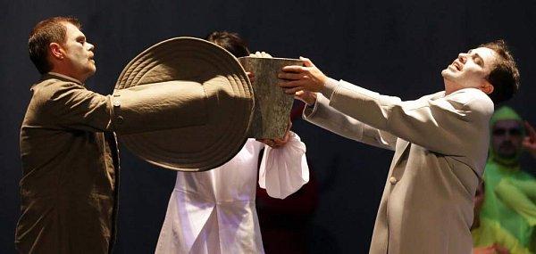 Opera Pád Antikrista vMoravském divadle Olomouc