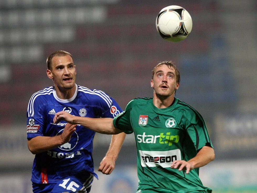 Zdeněk Klesnil (vlevo)