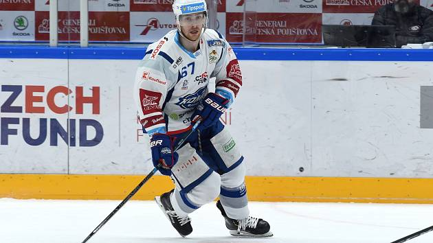 Hokejový útočník Lukáš Kucsera