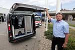 Nové převozové sanitky Renault