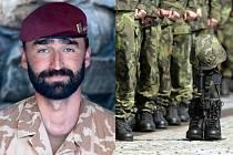 Jaroslav Lieskovan - jeden ze čtyř padlých českých vojáků, které v roce 2014 zabil sebevražedný útočník v Afghánistánu