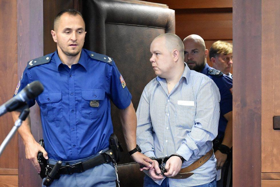 Jan Šula u Vrchního soudu v Olomouci, 13. 8. 2019