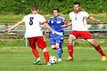 FK Šternberk versus FK Slavoj Kojetín - Tomáš Hlaváček