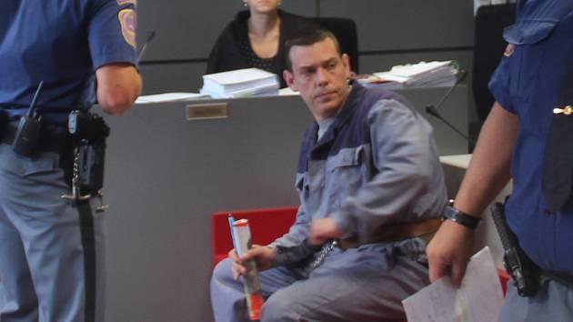 Česlav Hurina u Krajského soudu v Olomouci