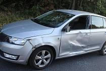 Nehoda na dálnici D35 u Litovle, 24. 7. 2019