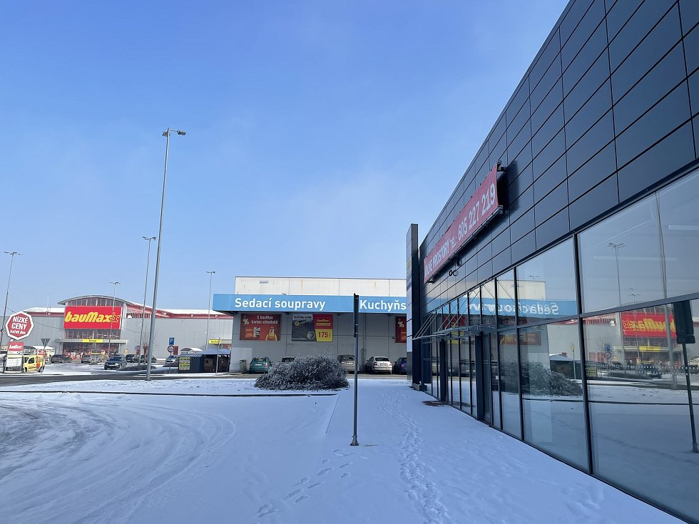 Společnost Ikea bude mít v Olomouci své výdejní místo v hale u Holické ulice, 15. února 2021
