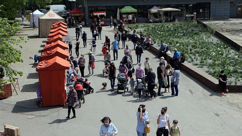 Selské trhy na olomouckém výstavišti Flora