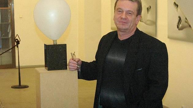 Galerista Miroslav Schubert