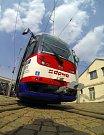 Nová obousměrná souprava Vario LF plus/o v Olomouci