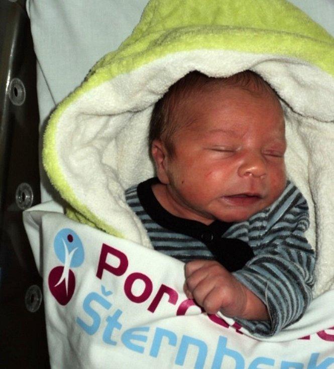 Aleš Durman, Huzová, narozen 21. června 2020, míra 50 cm, váha 3010 g