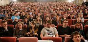 Zahájení festivalu AFO v kině Metropol