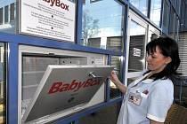 Babybox v olomoucké fakultní nemocnici