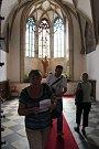 DED v Olomouci - kaple na radnici