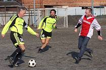Ajax proti Olpranu. Ilustrační foto