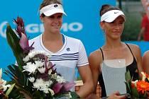 Maria-Teresa Torrová-Florová (Šp.) (vlevo), Alexandra Cadantuová (Rum.)