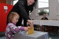Komunální volby 2014 v Nové Hradečné