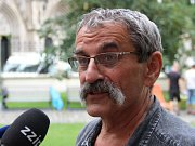 Olomoucký psycholog Lubomír Smékal, spoluautor scénáře filmu Kvarteto
