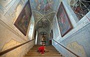 Poutní areál baziliky Navštívení Panny Marie na Svatém Kopečku čekají velké opravy
