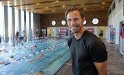 Ronald Schoeman -  vynikající plavec Jihoafrické republiky, olympijský vítěz, účastník čtyřech OH, několikanásobný mistr světa a několikanásobný světový rekordman, nejlepší plavec Afriky, se podělil se svými zkušenostmi s účastníky plaveckého kempu.