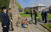 V neděli 29. dubna se u památníku na Zákřově (místní část Tršic u Olomouce) uskutečnila tradiční pietní vzpomínka u příležitosti 67. výročí od vypálení obce nacisty.