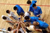 Olomoučtí basketbalisté