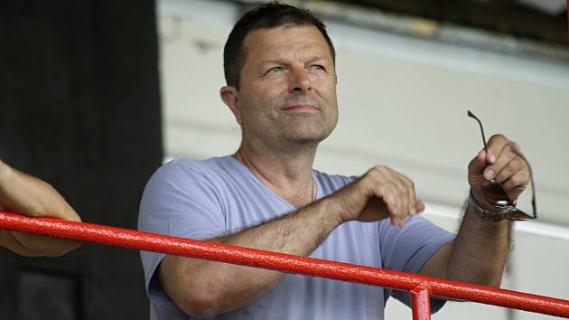 Josef Lébr, bývalý akcionář olomoucké Sigmy.