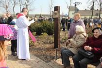 Křížová cesta v Července