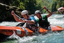 Litovelští vodáci přivezli z MS juniorů a závodníků do 23 let ve sjezdu na divoké vodě v bosenské Banja Luce čtyři mediale.František Salaj a Petr Šmakal