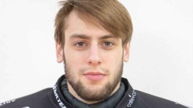 Brankář Jan Lukáš.