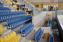 Opravený zimní stadion v Přerově