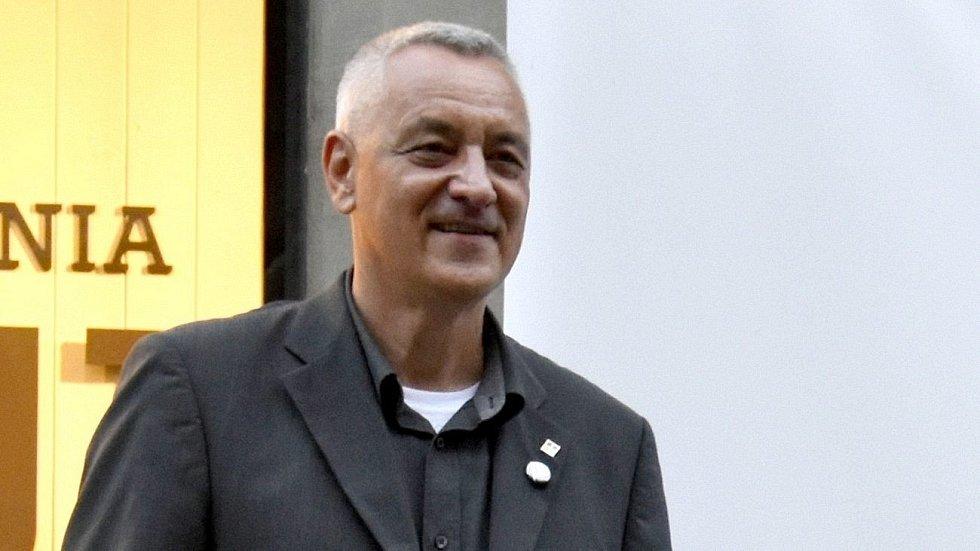 Olomoucký hejtman Josef Suchánek (STAN)