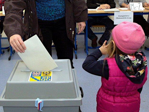 Volby do zastupitelstva Olomouckého kraje