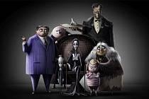 Addamsova rodina.