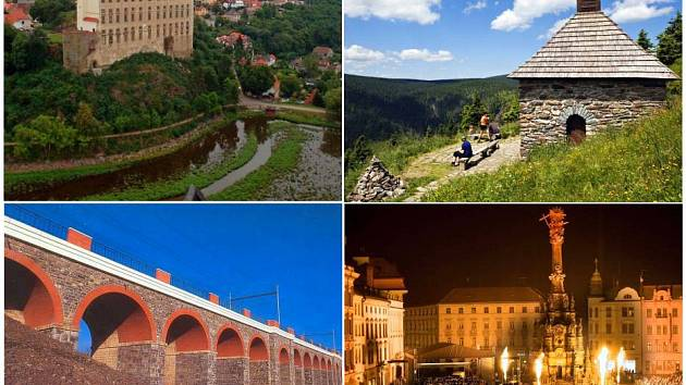Divy Olomouckého kraje. Ilustrační foto
