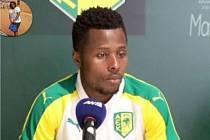 Fotbalovou Olomouc by měl posílit záložník Jean Luc Assoubre z Pobřeží slonoviny.