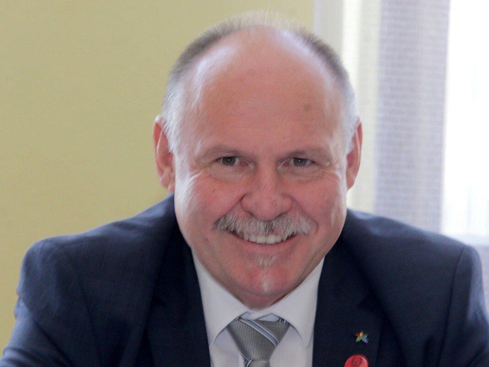 Ladislav Okleštěk - ANO - Výšovice