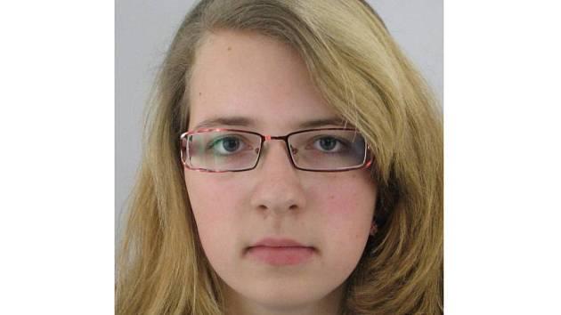 Pohřešovaná sedmnáctiletá Martina Sobotková