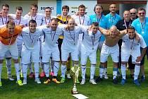 Olomoucký KFS porazil v republikovém finále Regions Cupu pardubický výběr v kvalifikaci na mistrovství Evropy amatérů