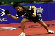 Turnaj ve stolním tenise, Czech Open 2013, finálový program. Masato Šiono (Japonsko)
