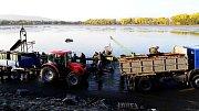 Výlov Šumvaldského rybníku