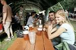 V zámecké zahradě zavoněl guláš a pivo