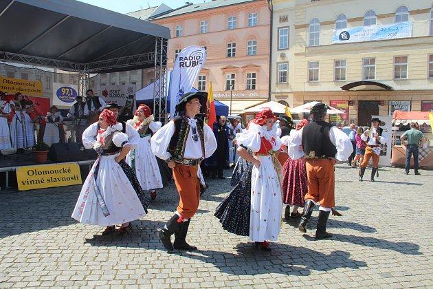 Olomoucké vinné slavnosti 2018