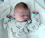 Miroslav Král, Uničov,  narozen 14. června ve Šternberku,  míra 50 cm, váha 3690 g