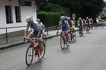 Mezinárodní závod juniorů Regionem Orlicka