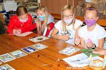 Kroužek pro děti v DDM Olomouc