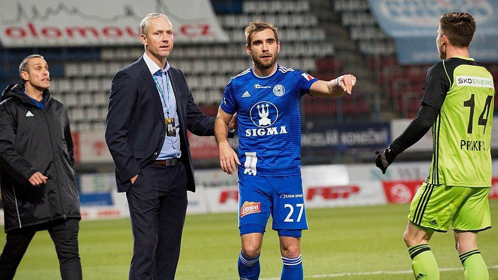 Václav Jílek a Martin Sladký