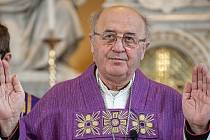Olomoucký arcibiskup Jan Graubner.