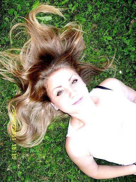 Adéla Klohnová, 17let, studentka, Mikulovice