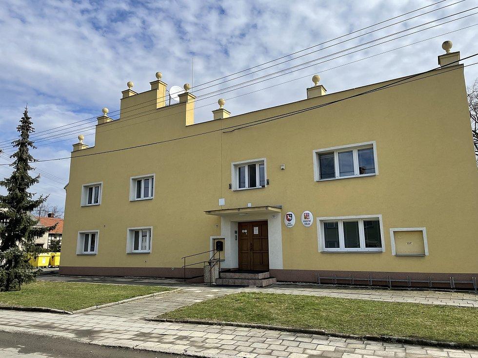 Štarnov v březnu 2021